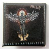 Judas Priest - 'Angel of Retribution' Square Badge